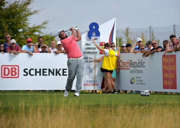 DB Schenker zajišťuje logistiku pro golfový turnaj D+D REAL Czech Masters