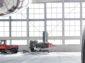 Linde MH představuje tahač s palivovými články pro letištní logistiku