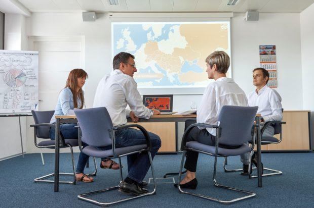 Jak skloubit pracovní a osobní život? Projekt firmy Gebrüder Weiss pomáhá zaměstnancům