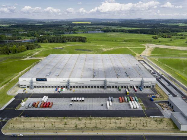 CTP plánuje dokončení průmyslového parku v Boru u Tachova