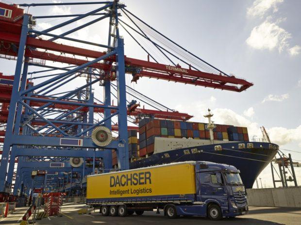 DACHSER Air & Sea Logistics zahajuje provoz ve Švédsku