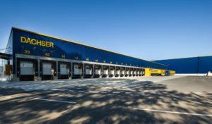 DACHSER investoval tři miliony eur do rozšíření logistického centra na Slovensku