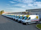 Geis otevřel ve Svitavách novou pobočku pro balíkovou přepravu