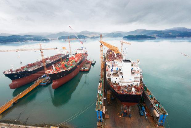 Cargill, Maersk a Mitsui spolupracují na snižování emisí v námořní přepravě