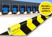 EM-FLEX – flexibilní magnetické těsnění k rampám, vratům a dveřím