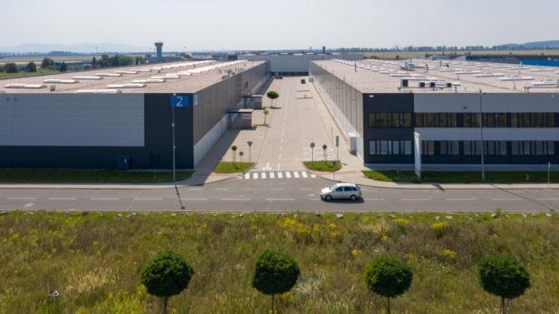 CTP kupuje průmyslový park v Košicích