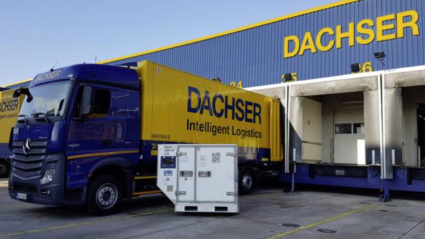 DACHSER získal certifikaci pro farmaceutické zásilky už na třech kontinentech
