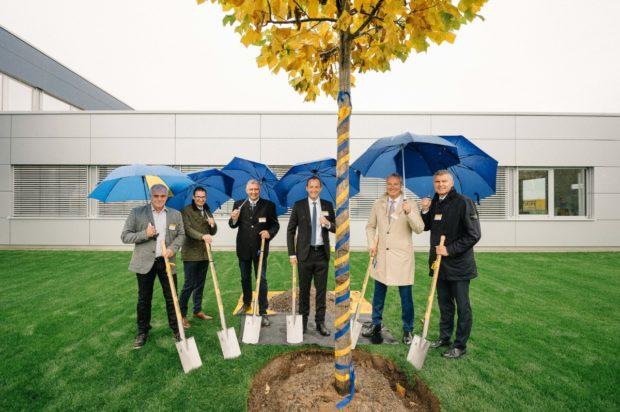 Investice za 22 milionů eur. DACHSER otevřel logistické centrum ve Freiburgu