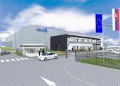 Arete Invest staví v průmyslové zóně u Košic výrobní areál pro Steelcon Slovakia