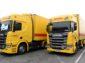 DHL nasazuje ve střední Evropě do provozu kamiony Scania s pohonem na CNG
