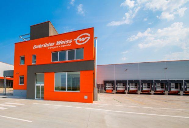 Gebrüder Weiss rozšíří své sklady v Jenči a Syrovicích