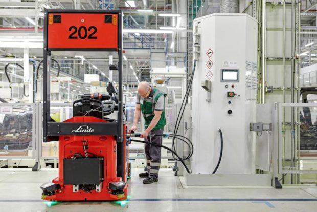 Linde Material Handling ČR je nově partnerem Svazu moderní energetiky