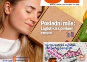 SL 185: Poslední míle; Logistika ve farmacii; Brownfieldy