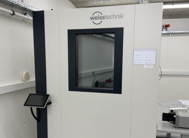 Nové testovací centrum železniční automatizace Siemens Mobility se nachází v Praze