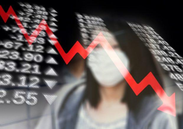 Panika kolem koronaviru může způsobit ekonomickou recesi
