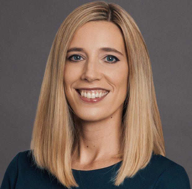 Novou generální ředitelkou CBRE v Česku se stává Clare Sheils