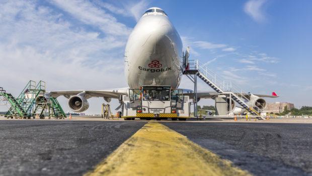 DACHSER provozuje letecký most mezi Amerikou, Evropou a Čínou