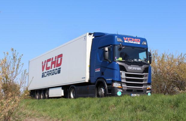 VCHD Cargo vyzývá nové řidiče: Zařiďte si!