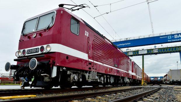 Dachser organizuje přepravy po Nové hedvábné stezce uceleným vlakem