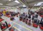 Linde Material Handling rozšiřuje Centrum pro repase vozíků ve Velkých Bílovicích