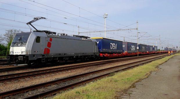 DSV zavedla novou železniční přepravu z Číny