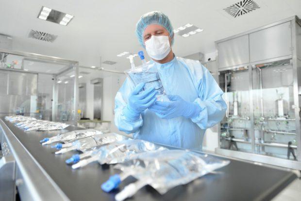 Fresenius Kabi digitalizuje kontrolu kvality výroby infuzních a transfuzních vaků s Aimtecem
