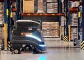 Úklid ve skladech DHL převezmou roboti Neo od firmy Avidbots