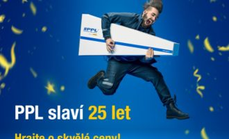 25 let, 25 dárků pro zákazníky! PPL slaví narozeniny a spouští online hru