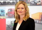 Nová obchodní ředitelka Renault Trucks ČR Romana Apltauerová