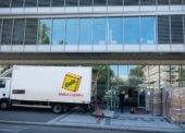 Geis: Poslední zásilka ochranných masek COVMASK byla úspěšně doručena do nemocnice v Motole