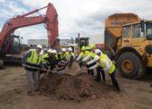 Demaco v zastoupení CBRE Global Investors zahajuje stavební práce na rozšíření haly pro Faurecii v Pilsen West Industrial Parku v Nýřanech