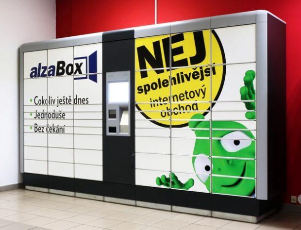 Alza masivně rozšíří síť AlzaBoxů, chce jich mít přes tisíc