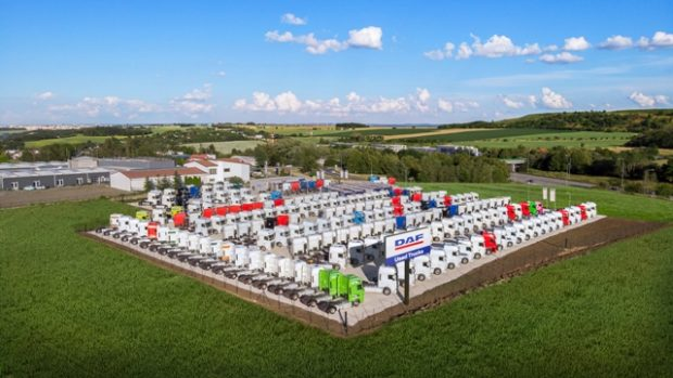 V Praze bylo otevřeno nové centrum použitých vozidel DAF