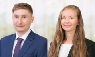 Savills významně posiluje postavení oddělení oceňování nemovitostí – nastupují Marek Pohl a Simona Vysloužilová