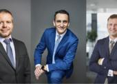Cushman & Wakefield posiluje pozici v oblasti  průmyslových a hotelových nemovitostí:  jmenuje dva nové partnery a jednoho mezinárodního partnera