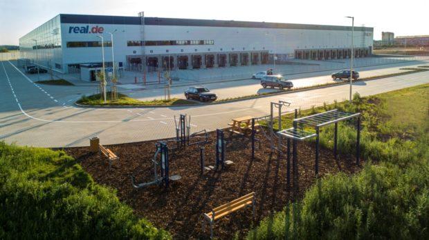 V Chebu nejekologičtější průmyslová budova světa dle nejnovějších standardů BREEAM