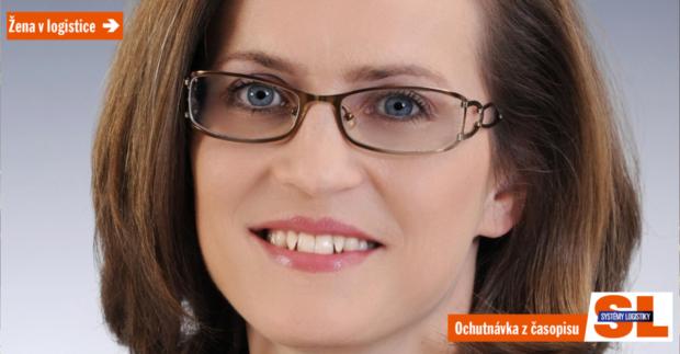 """ŽENA V LOGISTICE: Hana Slepičková – """"Základem úspěchu v HR je rychlost oslovení zájemce o zaměstnání."""""""