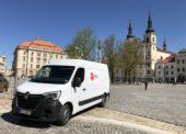 Direct Parcel Distribution otestovala dvě elektrické dodávky značky Renault
