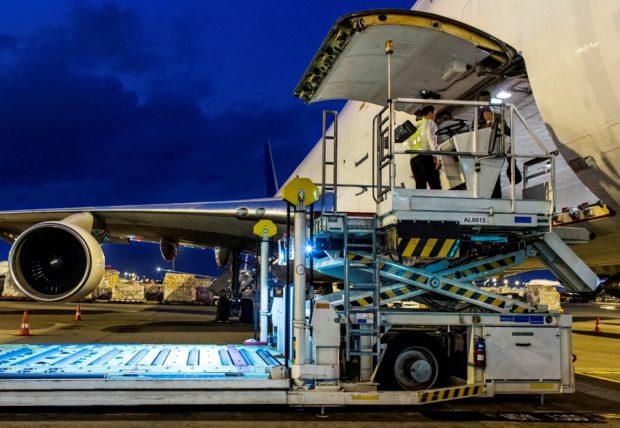 Dachser rozšiřuje svoji nabídku charterových letů mezi Evropou a Asií