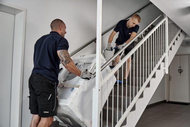 Gebrüder Weiss ČR zvyšuje kapacitu a kvalitu služeb Home Delivery