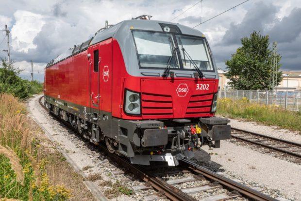 Lokomotivy Siemens Vectron získaly schválení pro provoz v Dánsku