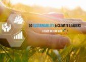 """SSI Schäfer se připojuje k iniciativě """"50 lídrů v oblasti udržitelnosti a klimatu"""""""