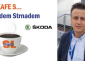 Na kafe s… Davidem Strnadem, vedoucím logistiky značky společnosti Škoda Auto