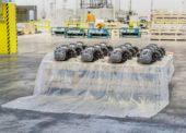 Fólie na bázi kukuřice ušetří ve Škodě Auto půl tuny plastu měsíčně