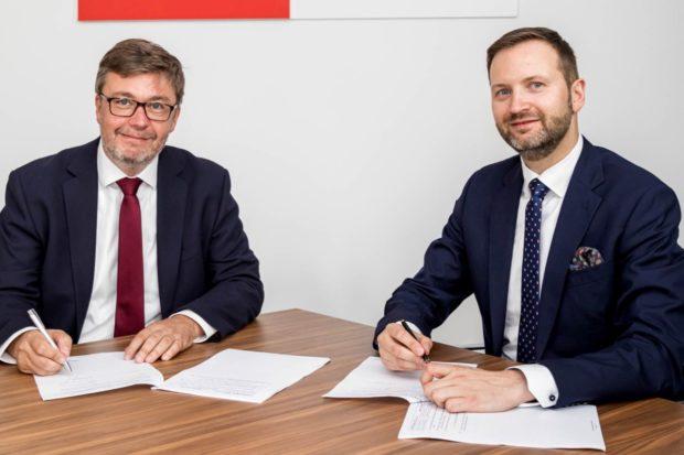 Společnost Bonett uzavřela smlouvu s Unipetrolem na instalaci tří vodíkových stojanů na čerpacích stanicích Benzina