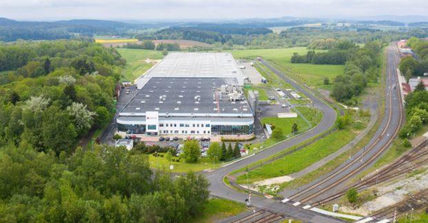 Developer CTP rozšířil svůj průmyslový park v Aši