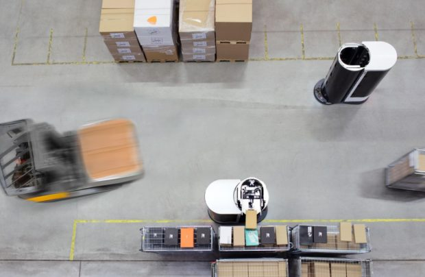 Jungheinrich získává podíl v robotickém startupu Magazino