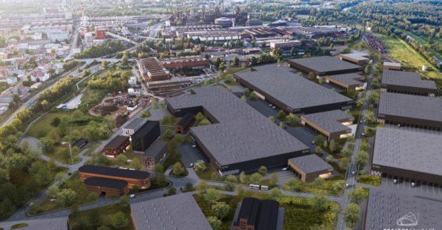 P3 oživí průmyslovou zónu v Ostravě – Vítkovicích