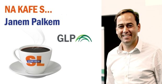 Na kafe s… Janem Palkem, country managerem Czech Republic & Slovakia společnosti GLP Europe