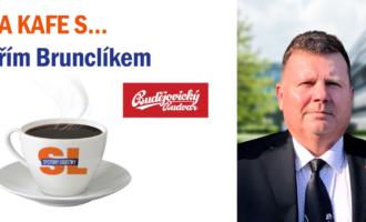 Na kafe s… Jiřím Brunclíkem, manažerem sekundární distribuce pivovaru Budějovický Budvar